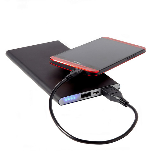 Lifeboat Quick Charge Portable Battery (9000mAh)