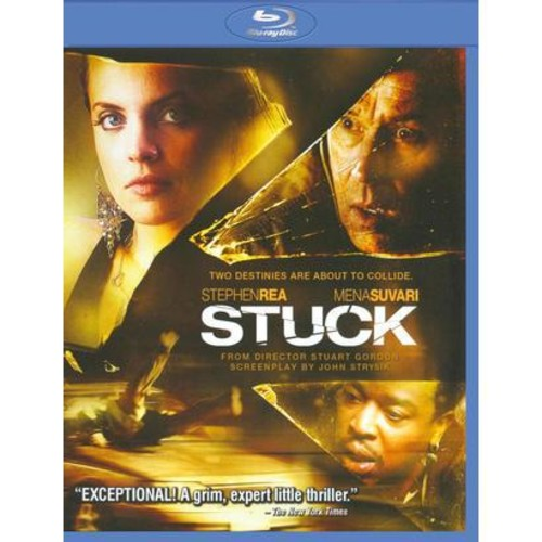 RLJ ENTERTAINMENT Stuck (Blu-ray)
