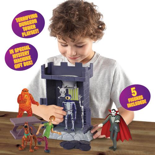 Scooby-Doo Fiendish Foes Mystery Set