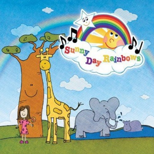 Sunny Day Rainbows [CD]
