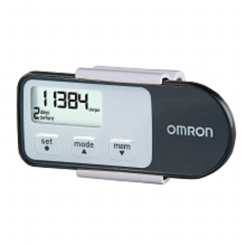 Omron Triaxis Pedometer, Model HJ-321
