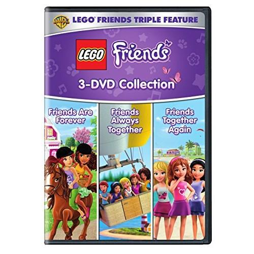 LEGO Friends: Triple Feature (DVD)