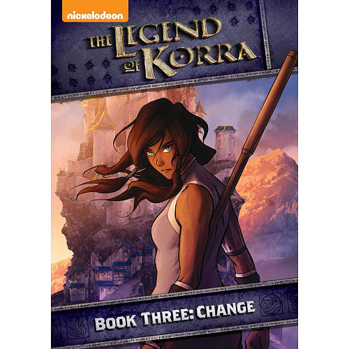 The Legend of Korra - Book Three: Change DVD