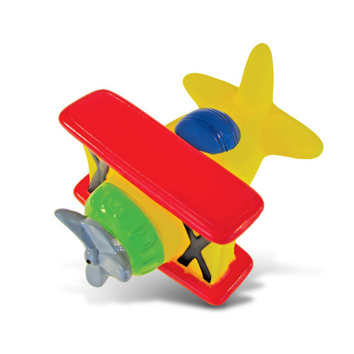 Puzzled Biplane Squirter