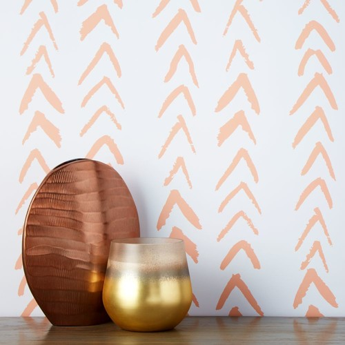 Triangles Removable Wallpaper