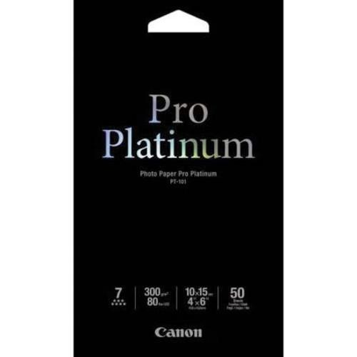 Canon Pro Platinum High-Gloss Photo Paper (4x6