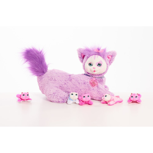 Just Play Kitty Surprise Plush: Gracie
