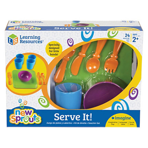 Sprouts - Role Play Dish Set