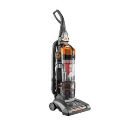 Hoover WindTunnel 2 Pet Rewind Bagless Upright Vacuum Cleaner in Orange
