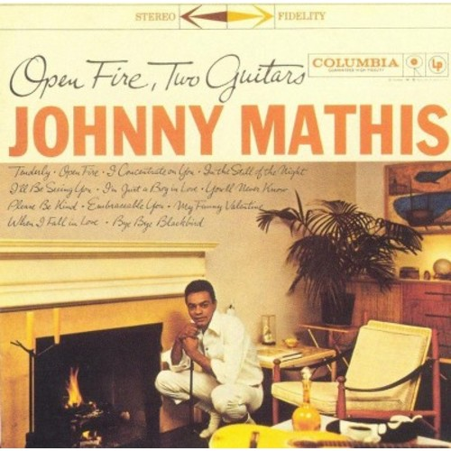 Johnny mathis - Open fire two guitars (CD)
