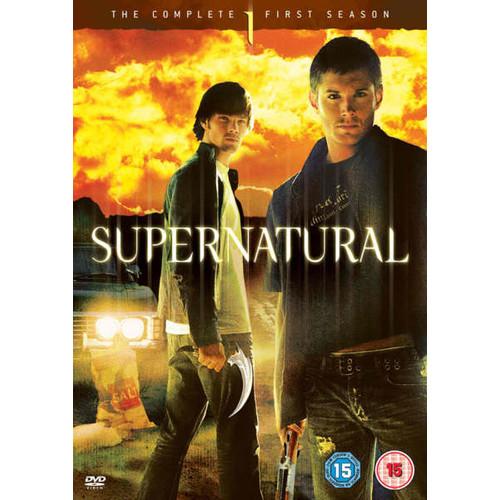 Supernatural: Seasons One & Two [12 Discs] [DVD]