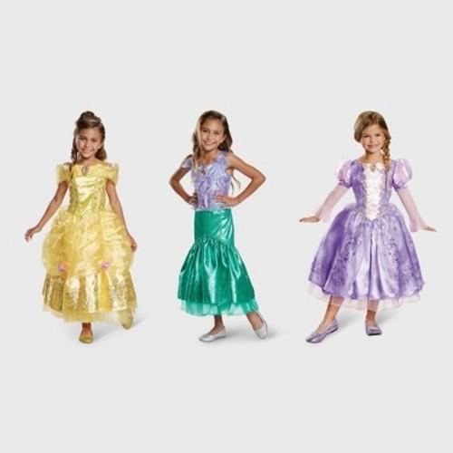 Disney Toddler Princess Rapunzel Slippers Purple