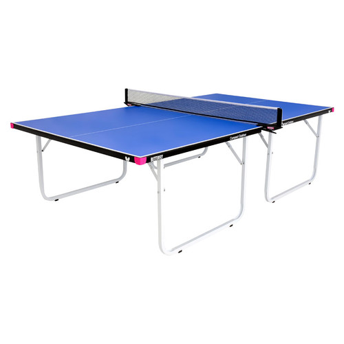 Butterfly Compact Outdoor Table Tennis Table (Blue)