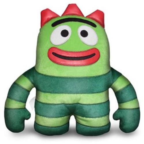 Yo Gabba Gabba Brobee 12 Inch Designer Plush Doll