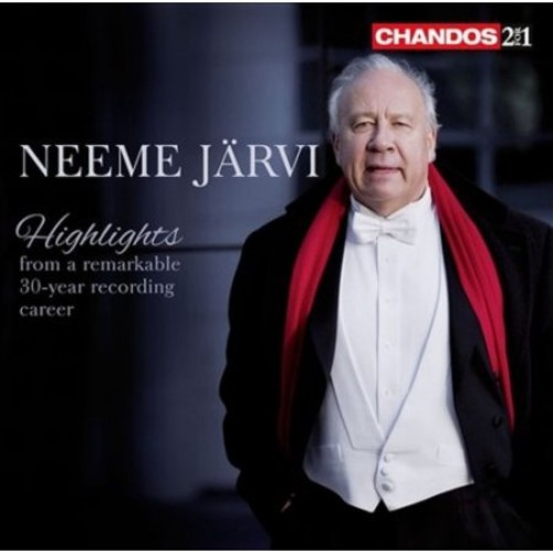 Neeme Jarvi: Highlights From a Remarkable 30 Year Recording Career