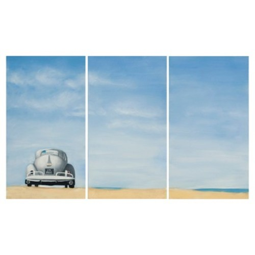 Safavieh Dune Buggy Triptych Wall Art, Assorted