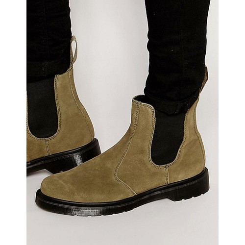 Dr Martens Suede Chelsea Boots