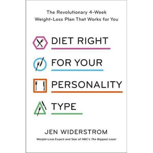 Diet Right for Your Personality Type: The Revolutionary 4-Week Weight-Loss Plan That Works for You (Hardcover)