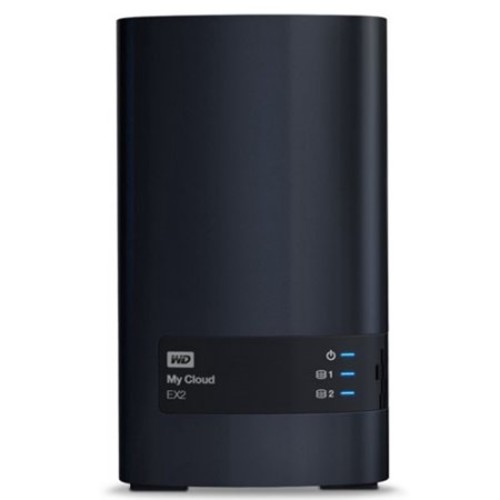WD My Cloud EX2 10 TB Personal Cloud Storage