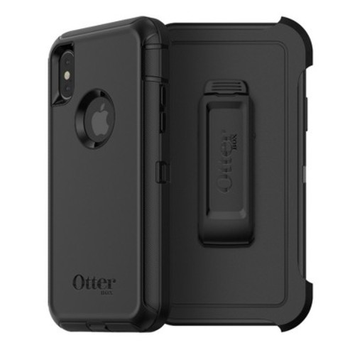 OtterBox iPhone X Case Defender - Black