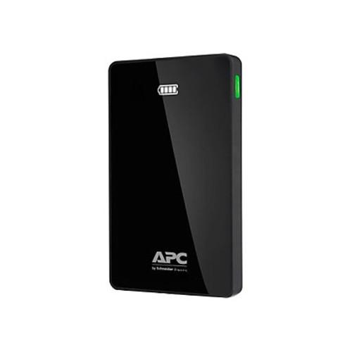 APC Mobile Power Pack, 10000mAh Li-Polymer, Black