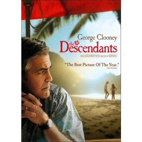 The Descendants (dvd_video)