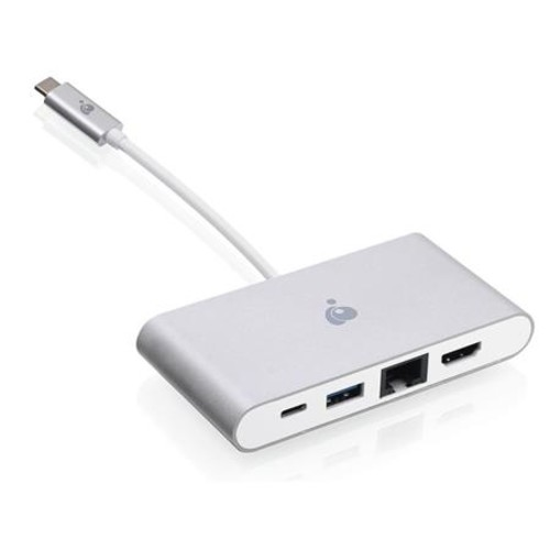 IOGEAR USB-C 4-in-1 4K Multiport Adapter
