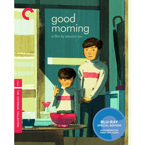 Good Morning [Criterion Collection] [Blu-ray] [1959]