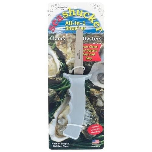 Sea Scissors Seashucker, All-in-1 Shucker