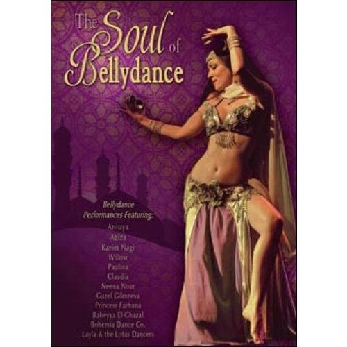 The Soul of Bellydance [DVD]