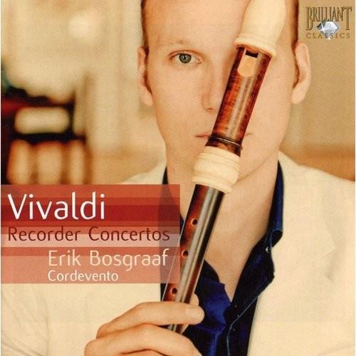 Vivaldi: Recorder Concertos [CD]