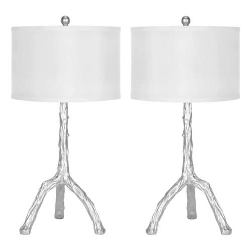 Safavieh Branch 2-pc. Table Lamp Set