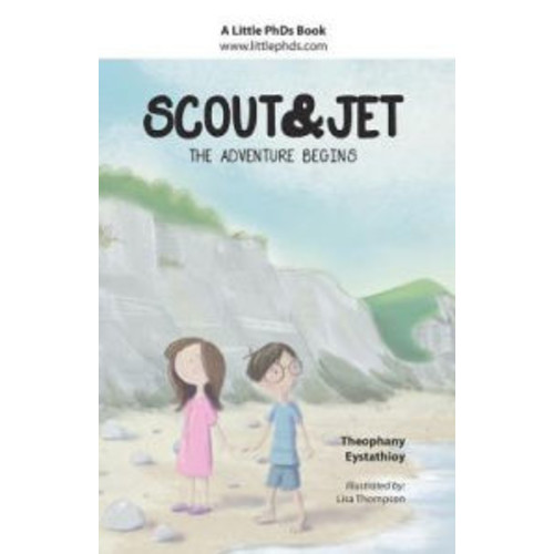 Scout and Jet: The Adventure Begins