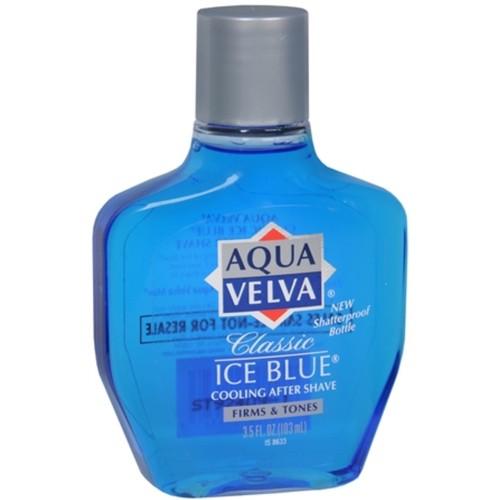 Aqua Velva Classic Ice Blue After Shave