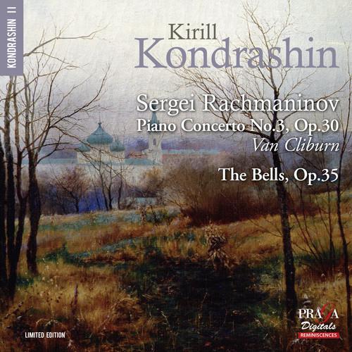 Van Cliburn - Rachmaninov: Piano Concerto No. 3/The Bells Op. 35