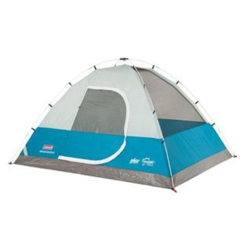 Coleman Longs Peak 4 Person Fast Pitch Dome Tent 2000018141