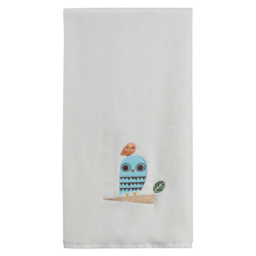 Creative Bath Give a Hoot Print Bath Towel