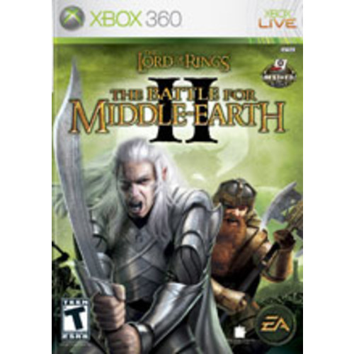 Lord of the Rings: Battle for Middle Earth II [Pre-Owned]