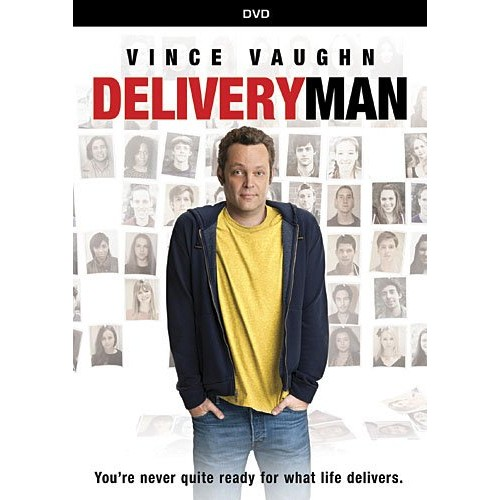 Delivery Man: Vince Vaughn, Cobie Smulders, Chris Pratt, Ken Scott: Movies & TV