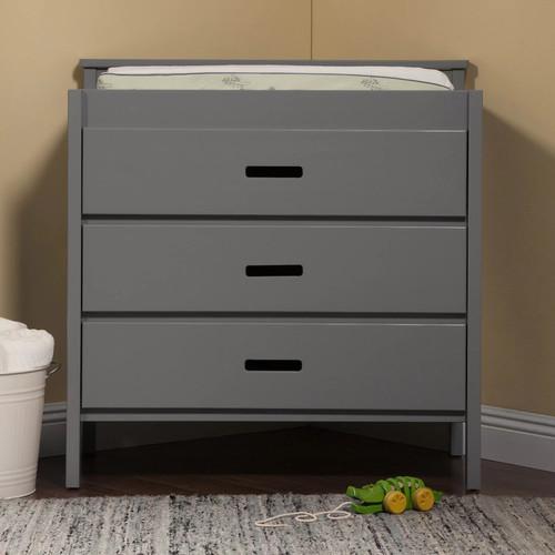 Baby Mod Modena 3-Drawer Changer Dresser
