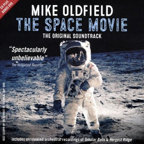 The Space Movie [Original Soundtrack] [CD & DVD]