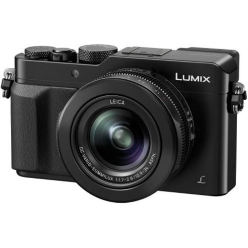 Panasonic Lumix DMC-LX100K Digital Camera, Black