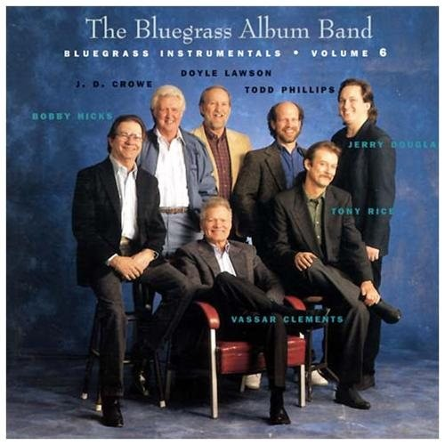Vol. 6-Bluegrass Album