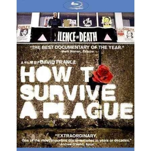 How to Survive a Plague (Blu-ray Disc)