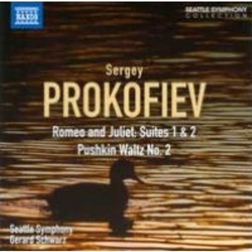 Prokofiev: Romeo & Juliet Suites Nos. 1 & 2