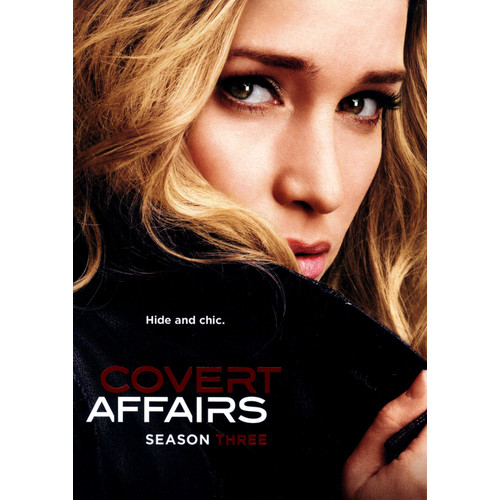 Covert Affairs: Season Three [4 Discs] [DVD]