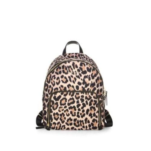 Watson Lane Leopard Hartley Backpack