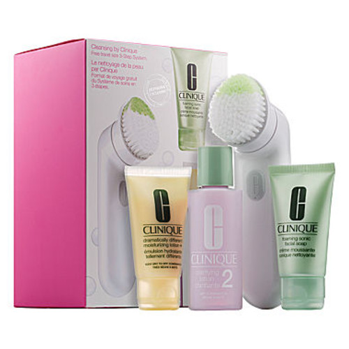 CLINIQUE Cleansing by Clinique Sonic System Purifying Cleansing Brush