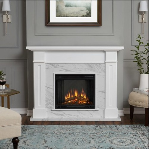 Real Flame - Kipling Electric Fireplace