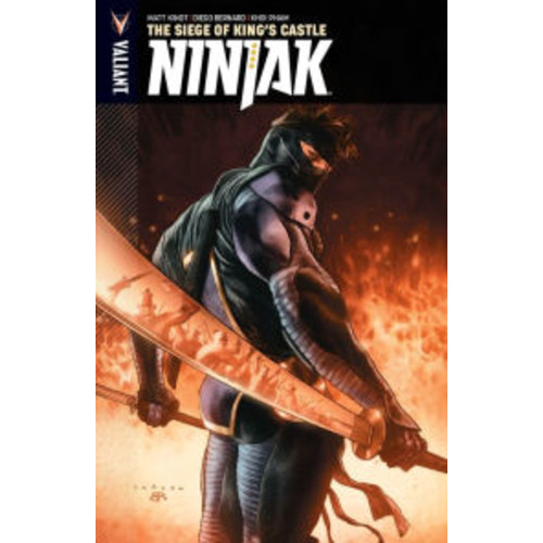 Ninjak, Volume 4: The Siege of King's Castle